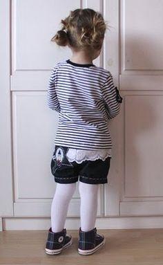 girly shorts