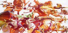 Sessão Nostalgia - Os Heróis da Hanna Barbera - Legião dos Heróis
