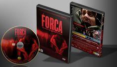 A Forca - Capa | VITRINE - Galeria De Capas - Designer Covers Custom | Capas & Labels Customizados