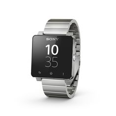 Sony - Smart Watch 2 Metal älykello tarvike