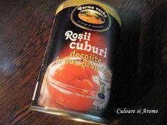 Supa de rosii cu galuste de malai – Culoare si Arome Sparkling Ice, Dishes, Drinks, Food, Fine Dining, Essen, Salads, Drinking, Beverages
