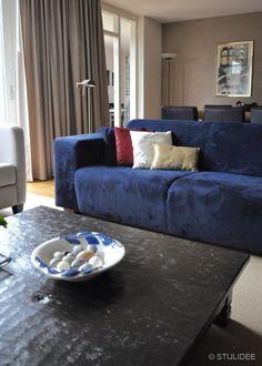 Binnenkijken in een ... modern landelijke keuken en woonkamer met eiken vinylvloer in IJsselstein na STIJLIDEE Interieuradvies en Styling via www.stijlidee.nl