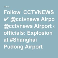 (Qz.c/704905/a-man-set-off-a-small-homemade-bomb-at-shanghais-main-airport)(CCTVNEWS.c)Goog[Airline stocks weak after Orlando shooting and Shanghai bombing] (DailyMail.co.uk/News)(ZeroHedge.c/news/2016-06-12/caught-tape-home-made-bomb-explodes-shanghai-airport-injuring-five)()June14-2016Tues+(smh.com.Au/world/three-injured-in-blast-at-shanghais-pudong-international-airport-20160612-gphfsk.html)(Qz.c/706477/a-22-pound-lump-of-butter-from-2000-years-ago-has-been-discovered-in-Ireland)