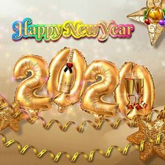 Happy New Year 2020 (animated GIF) - Megaport Media Share Pictures, Animated Gifs, Happy New Year 2020, Animation, News, Animation Movies, Motion Design
