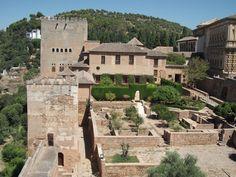 Generalife, Alhambra.