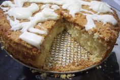 Danish Cream Cake