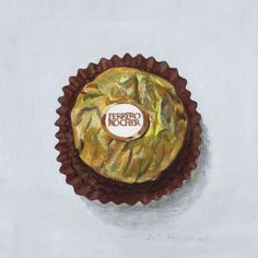 joel penkman-food - New Sites Joel Penkman, Sarah Graham, Ferrero Rocher, Food Artists, Candy Art, Food Painting, Food Drawing, Candy Drawing, A Level Art