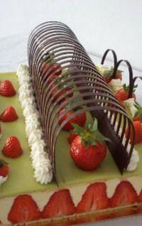 Majstorske tečajeve čokoladu Chocolate_techniques_and_how_to je - majstorske tečajeve u kolač ukrašavanja torte uređenje Tutoriali (Kako je) Tortas Paso Paso
