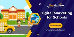 Digital Marketing for Schools It is that time of the year, yes, the time of the year where you start branding your school to improve the admission of the number of students. After all, it's the main cause for schools to adopt Digital Marketing. Digital Marketing Agencies are watching schools that are falling apart without [...] Digital Marketing Strategy, Content Marketing, Online Marketing, Student Engagement, Private School, Bangalore India, Social Media, Falling Apart, Lead Generation