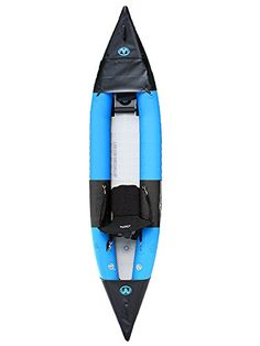 K2 Pro 1 Person Single Performance Inflatable Kayak Canoe 312x83cm  Price Β£335
