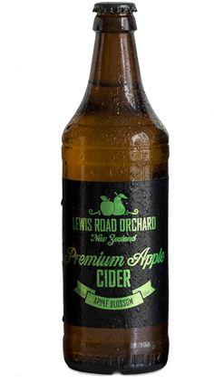 Lewis road cider