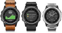 Goodbye Chest Straps, Garmin's Fenix 3 Multisport GPS Watch Gains a Heart Rate Monitor