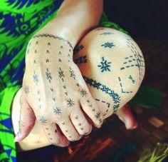 Samoan Malu Tatau for Women