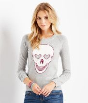 Skull Sweater - Aéropostale®