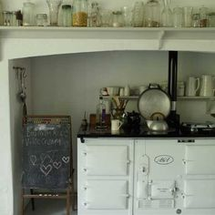 aga stove, you will be mine.