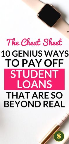 Student loans are difficult to pay. These tricks on how to pay off . Student loans are difficult to pay. These tricks on how to pay off student loans faster will make you in awe and save money . a lot of money. Debt Repayment, Debt Consolidation, Debt Payoff, Student Loan Repayment, Best Student Loans, Paying Off Student Loans, Student Loan Refinance, Student Loan Forgiveness, Paying Off Credit Cards