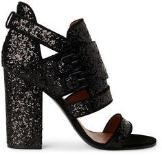 Givenchy glitter sandal <3