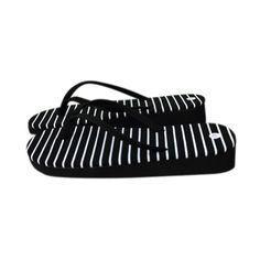 5681d383af4da TopTie Womens Beach Flip Flops Sandals STRIPEDXL   Click image for more  details. Flip Flop