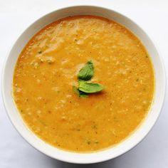 Paleo Tomato Bisque