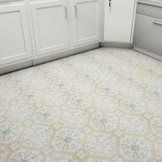 Merola Tile Victorian Lure 13 in. x 13 in. Ceramic Floor and Wall Tile (12.3 sq. ft. / case)-FPEVLURE - The Home Depot