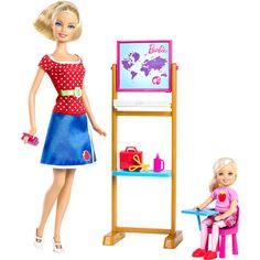 Barbie I Can Be a Teacher Doll Play Set