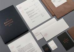MAISON GERARD #print #brand #product #style #paperprint #inspiration #inspire #inspirational #piece #eyecatching #design #marketing #jablonskimarketing