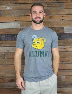 Baylor Sailor Bear alumni tee // For the alumni who can't get enough of the vintage Baylor logo!