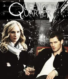 The Queen of The Quarter - Chapter 17  - klaus-and-caroline Fan Art