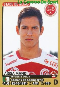 365-AISSA-MANDI-ALGERIE-STADE-REIMS-STICKER-PANINI-FOOT-2016