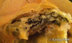 2012 Food & Wine Greece: Spanakopita