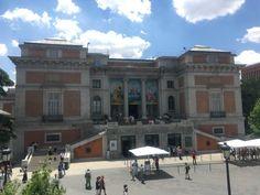 Turismo na Espanha: Museu del Prado, Madrid!