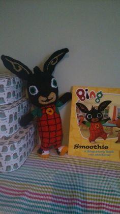 Bing bunny from cbeebies