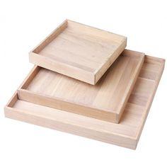 H Skjalm P. Oak Tray White Washed sizes) --- Stunning tray in white washed oak by H Skjalm P. Size: Medium D 30 x H 30 cm, Large D 40 x H 40 cm White Washed Oak, Serving Tray Decor, D 40, White Stain, Cake Plates, Serveware, Scandinavian Design, Interior Styling, Wood