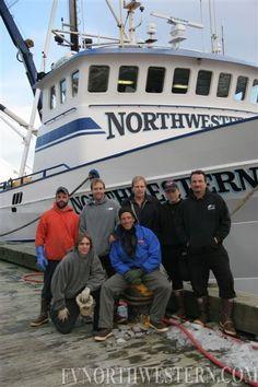 Deadliest Catch...Love the Northwestern crew