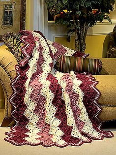 Ravelry: Sophisticated Zigzag pattern by Joyce Nordstrom