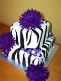 Purple and zebra!