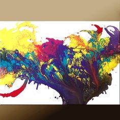 Original Contemporary Art by Destiny Womack