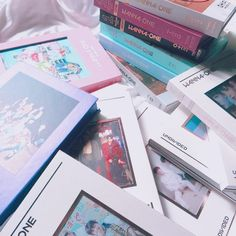 Wanna one album ♥️ hi this is my own photo please give me credit (mochiseng) if u use them ☺️ K Pop, Fun To Be One, Give It To Me, All About Kpop, My Big Love, Korean Aesthetic, Kpop Merch, Love Me Forever, Pretty Wallpapers