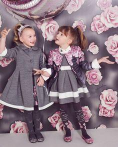 Monnalisa childrenswear at Chocolate Clothing.