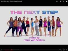 The next step season 3 episode 6 I love this show!