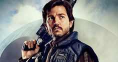 Captain Cassian Andor from Star Wars Rogue One