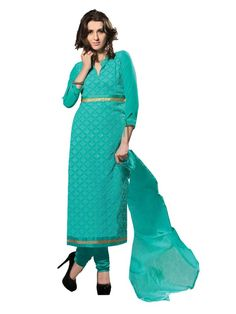 Ethnic Anarkali Indian Salwar Kameez Pakistani Suit Bollywood Designer Dress #Unbranded #SemiStitchedSalwarSuit #CasualWearPartyWear