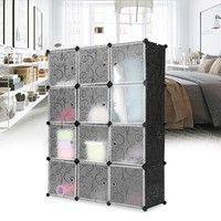 description add style and storage to any room with this langria modular storage organi