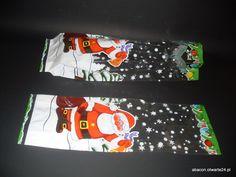 Abacon.otwarte24.pl oferuje szeroki wybór torebek foliowych z nadrukiem świątecznym Boże Narodzenie. Torebki fałdowe z tylnym zgrzewem są wykonane z celofanu folii OPP. Boczne rozszerzane fałdy znacznie zwiększają ich objętość. Torebki do pakowania wyrobów cukierniczych. Torebki do pakowania pierników.