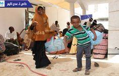 اخبار اليمن اليوم الأحد 6/11/2016 نقل 142 لاجئا صوماليا من عدن الى مقديشو بناء على طلبهم .. ( صور )