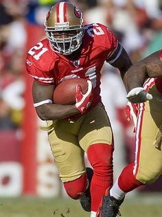 Frank Gore-RB :) Have His Jersey