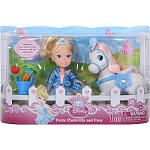 "Disney Princess 6 inch Toddler Doll and Pony - Cinderella -  Tolly Tots - Toys""R""Us"