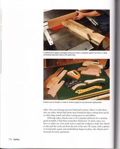 Woodtools - Книги - The Table Saw Book
