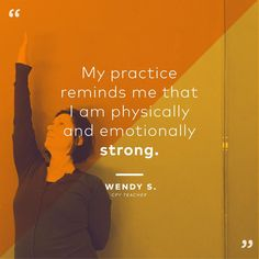 Inner strength wins every time! A great reminder from @wendysigel! #cpyteachers