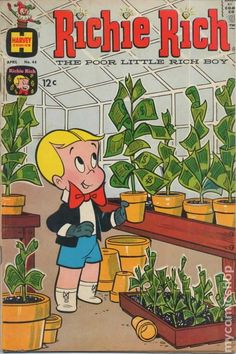 Richie Rich (1960 1st Series) 44